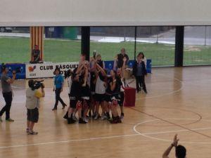 La Copa Final Sènior femení