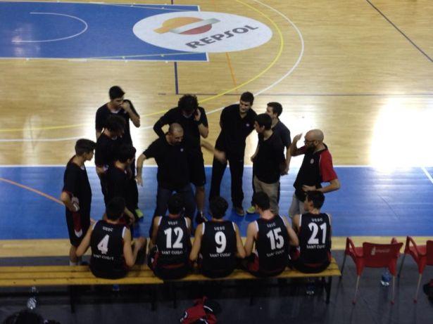 CB Tarragona A - Júnior 1 Masc 2014-2015 2