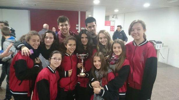Preinfantil Fem Torneig de Bàsquet Infantil Ciutat d'Esplugues