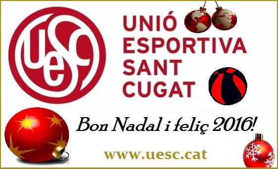 Bon Nadal UESC 2015-2016