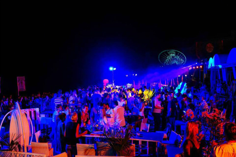 CMA Corona Sunsets Festival 2016