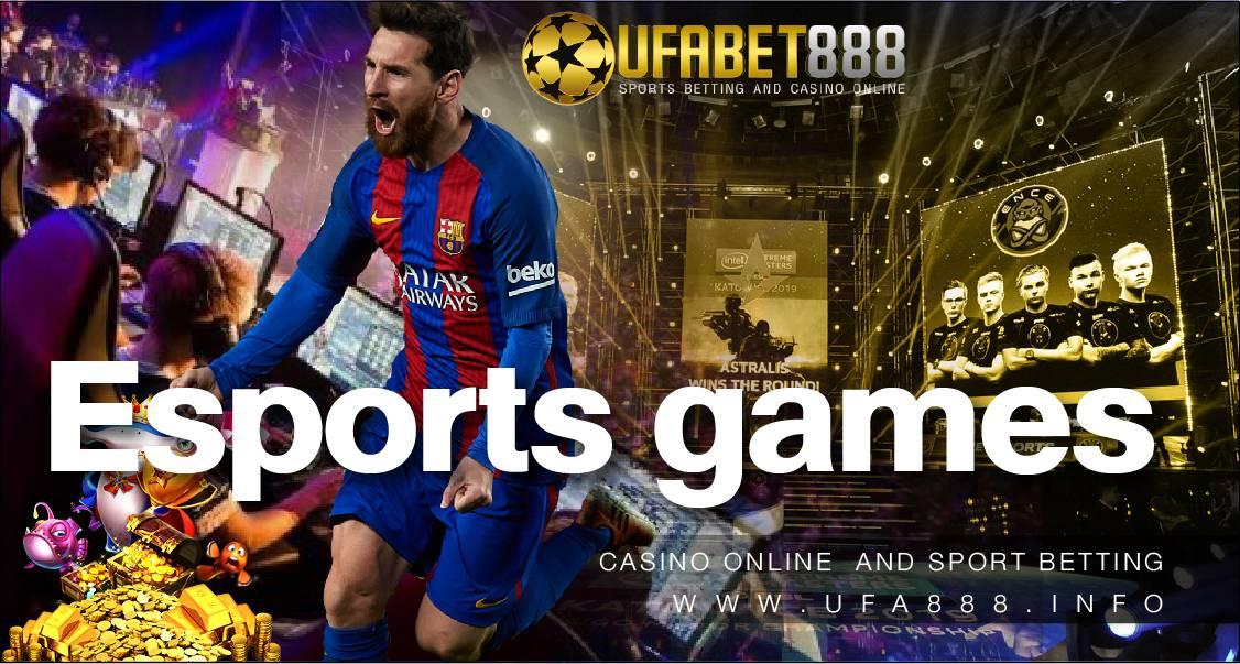 Esports UFABET