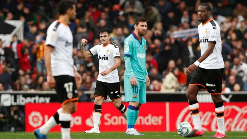 Valencia vs Barcelona 25-01-63 22.00