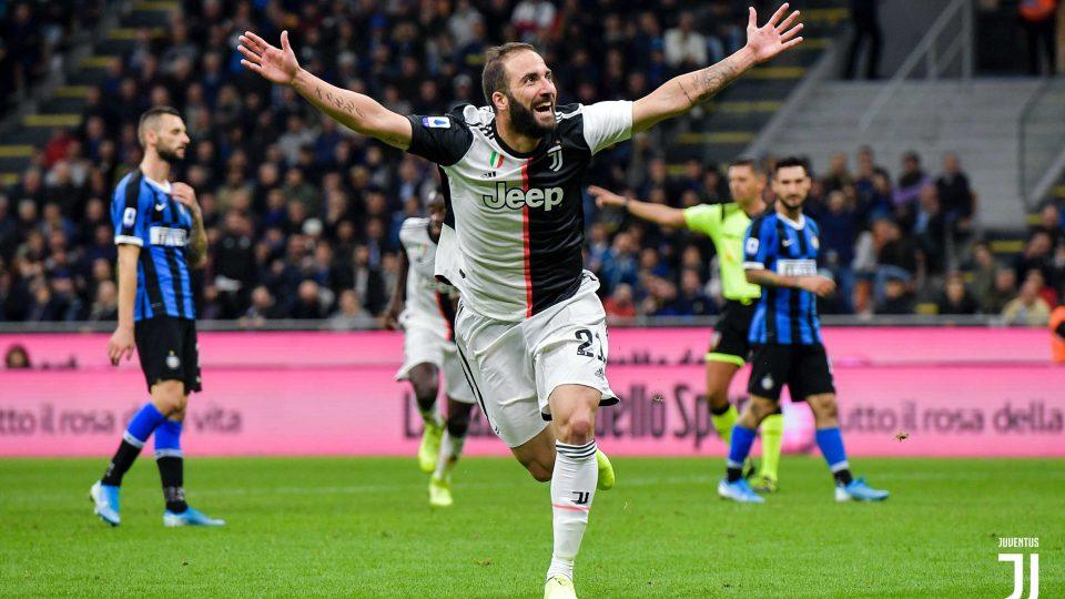 Juventus vs Inter 09-03-63