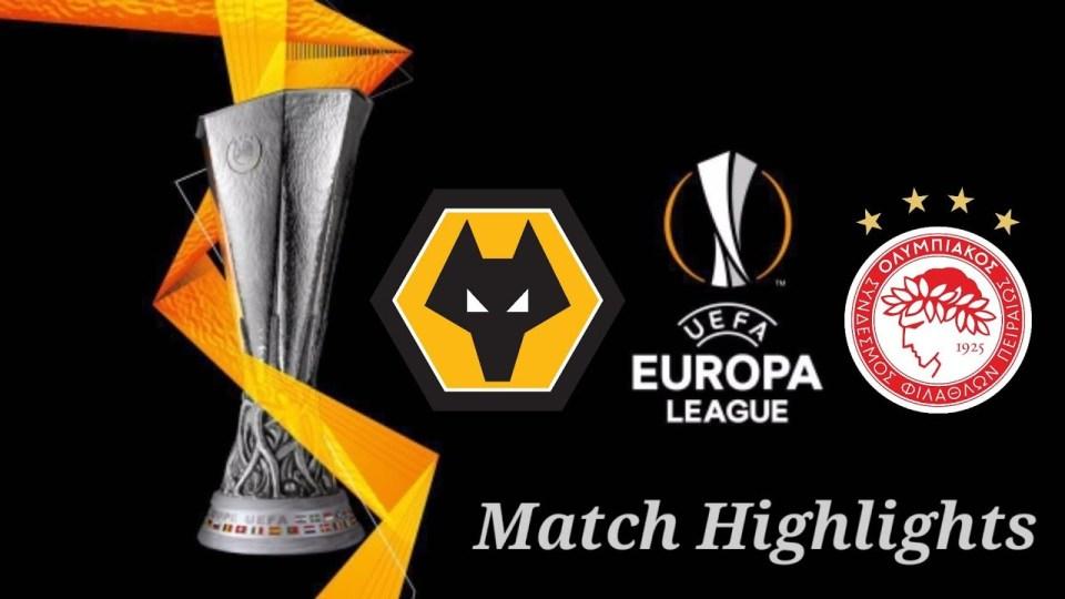 Wolverhampton vs Olympiacos