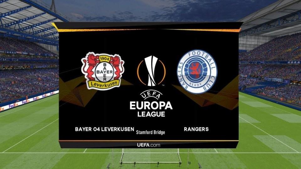 Bayer 04 Leverkusen vs Rangers