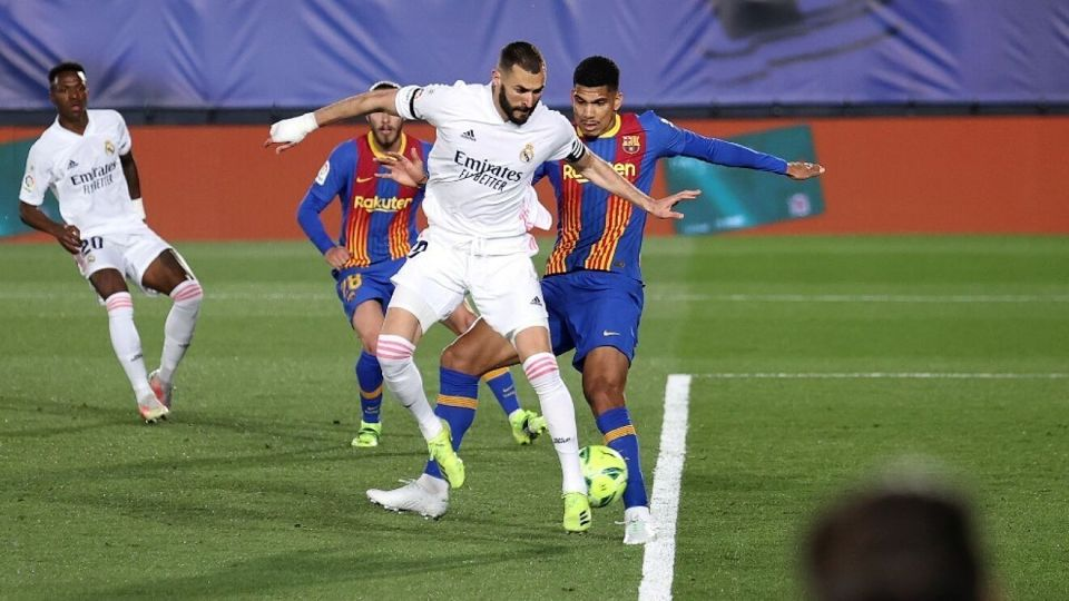 Real Madrid vs Barcelona 11.04.2021 ไฮไลท์ฟุตบอล