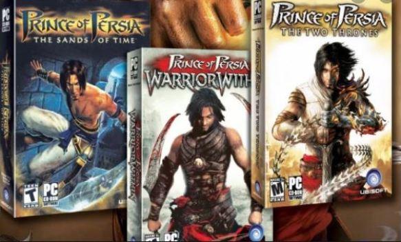 ข่าวเกมส์ Prince of Persia Remake ที่หลุดบนหน้าร้านค้าออนไลน์