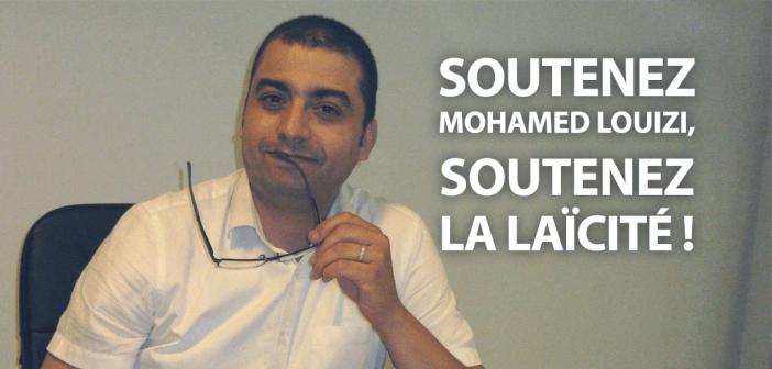 Appel à la fraternité laïque : Ne laissons pas mourir Mohamed Louizi!
