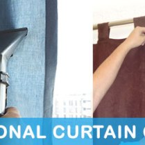 Professional Curtain Cleaning