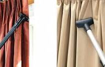 Curtains Steam Cleaning Service