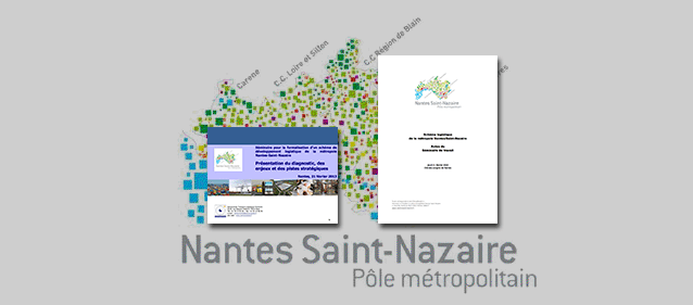 Restitution suite au séminaire sur la logistique urbaine du pôle métropolitain Nantes/St Nazaire
