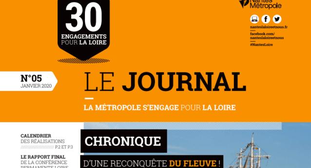 Le journal – La Métropole s'engage pour la Loire
