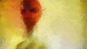 Alien-Red