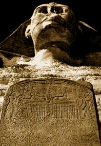 gizeh3 207x300 - Los Misterios de la Esfinge