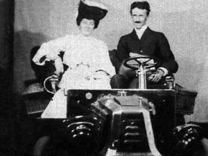 """""""Alles ist leicht"""" Das unglaubliche Interview mit Nikola Tesla"""