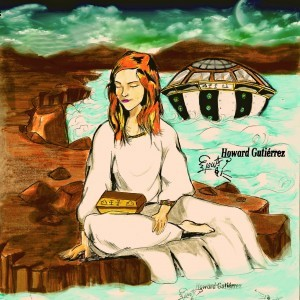 (The Extraterrestrial Woman who came to Japan)