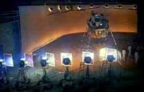 moon landing was fake