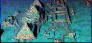 Submerged Pyramids of Cuba