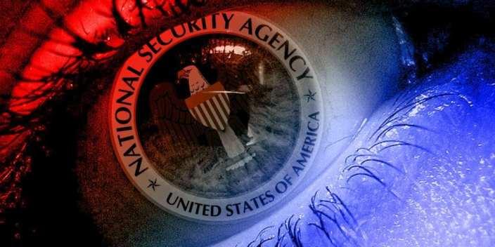 Alien message on the NSA website