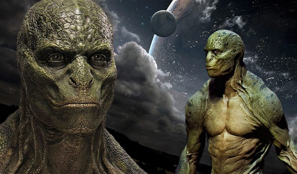 (history of the Reptilians)