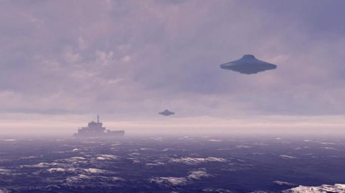 UFOs are invading the US military