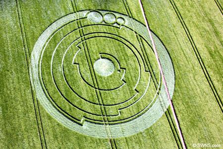 Crop Circle-Wiltshire