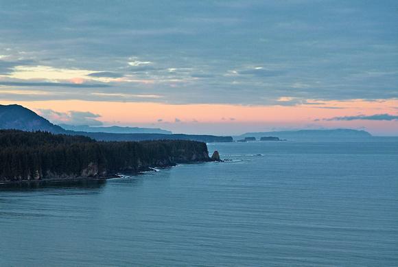 Spruce Cape Alaska