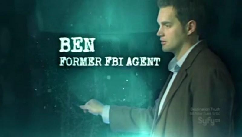 Ben Hansen Ex FBI