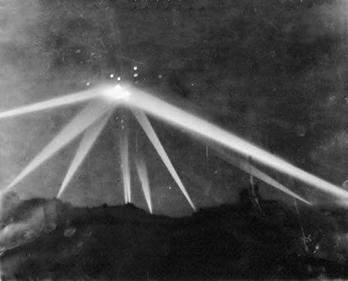 The Battle Of Los Angeles - A taster of what the Human Race are about?