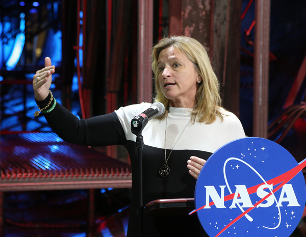 Dr. Ellen Stofan of NASA recently announced that NASA will discover 'Alien civilizations' by 2025.