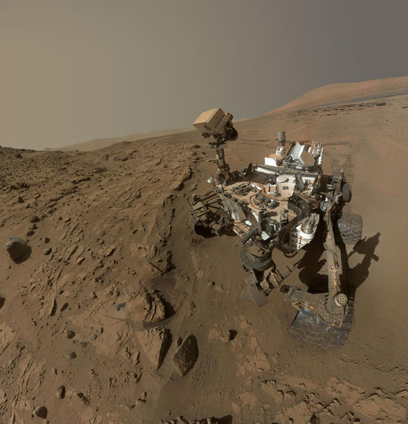 ASA's rover Curiosity has been inspecting the Martian soil and reporting its findings