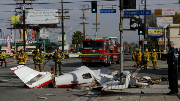Paying the ultimate sacrifice to the Elite - NASA engineer and expert pilot Alberto Behar crashed his small plane in the streets of L.A. on a clear day, the plane just lost altitude.