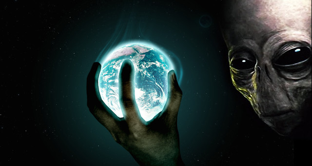 Earth is a prison planet for aliens