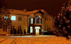 Budynek Urzędu Gminy w Urszulinie