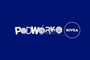 Logo Konkursu ÔÇ×Podw+-rko NIVEAÔÇŁ
