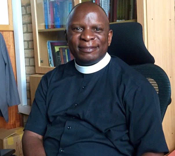 The Reverend-Engineer Paul Wasswa Ssembiro