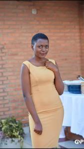 Pamela at Uganda Christian University (UCU)