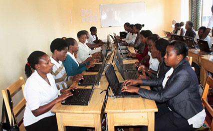 UGANDA SETS UP ONE THOUSAND ICT LABS:MARKS INTERNATIONAL DAY FOR GIRLS AND WOMEN IN ICT