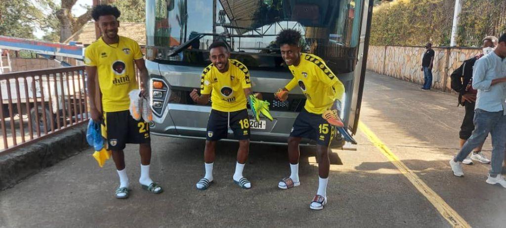 URA FC  EDGE ETHIOPIAN  COFFEE SC 2-1