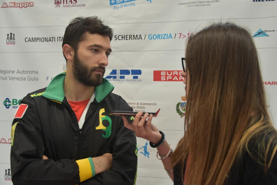 Intervista a Giorgio Avola
