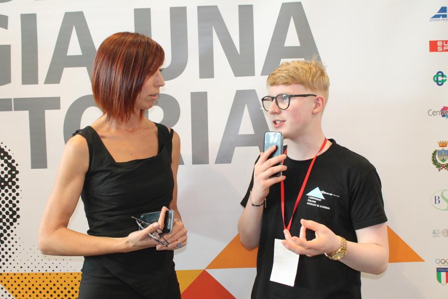 Intervista a Elisa Hoban, consigliere dell'Unione Ginnastica Goriziana