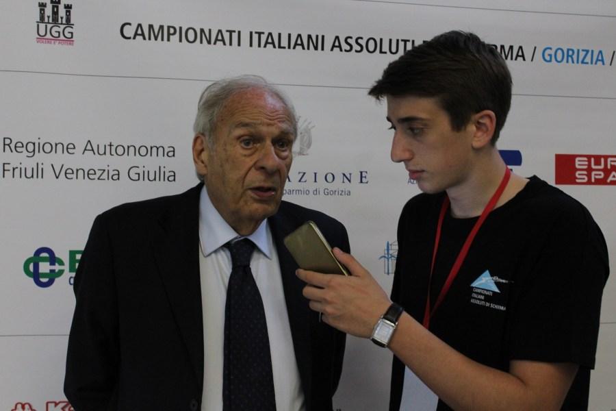 Intervista a Ettore Romoli, sindaco di Gorizia