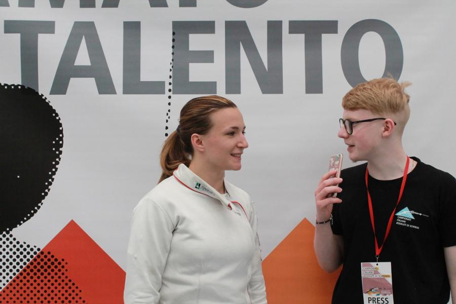 Intervista ad Alice Clerici