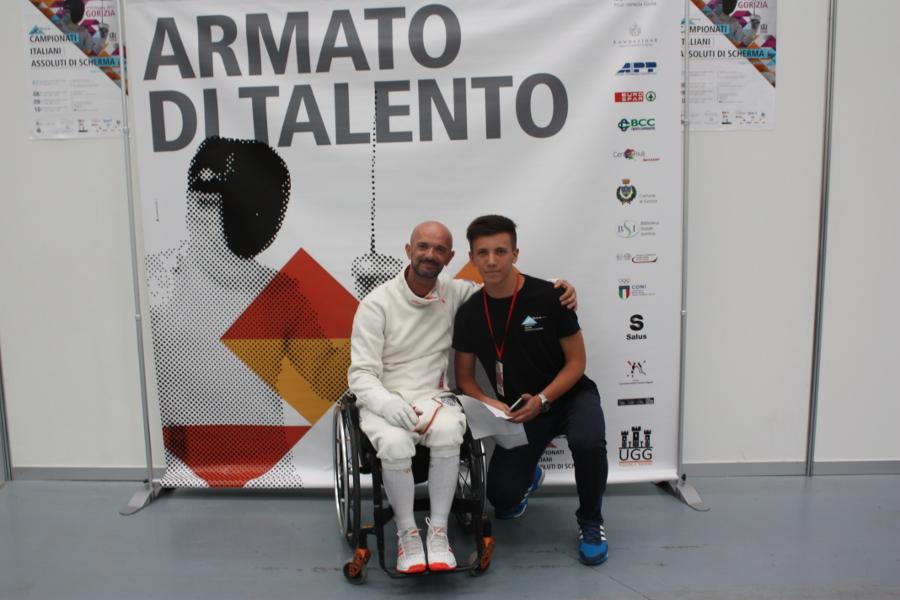 Intervista ad Alessio Sarri