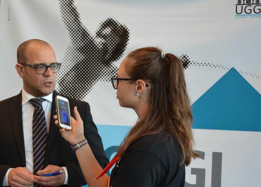 Intervista a Giorgio Caruso, addetto stampa della FIS
