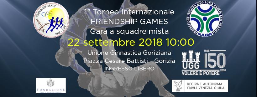 Il grande judo internazionale a Gorizia