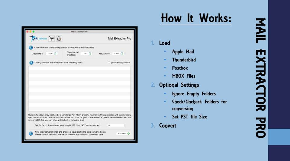 migrate email from Apple Mail to Microsoft Outlook
