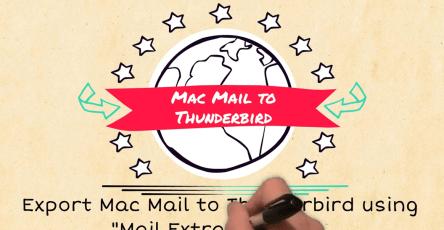 apple mail to thunderbird