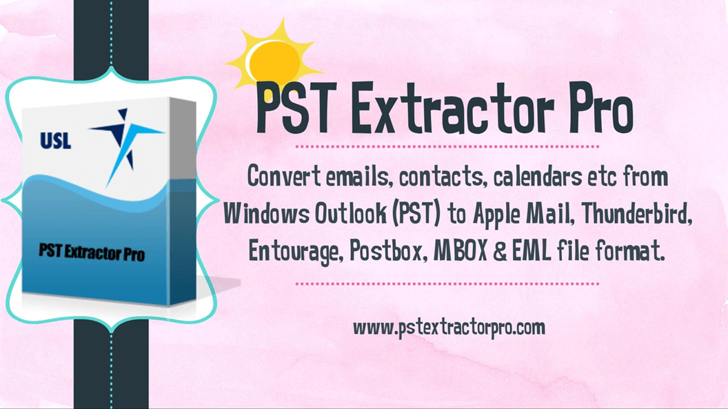 PST to MBOX Mac OS X
